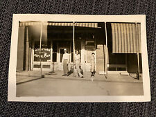Doniphan Missouri Republican News Street People Vintage B&W 1930s Photograph