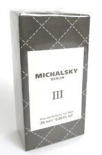 (GRUNDPREIS 80,00€/100ML) Michalsky Berlin III (3)  25ml Eau de Toilette Spray