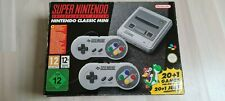 SNES Super Nintendo Classic Mini Konsole Entertainment System