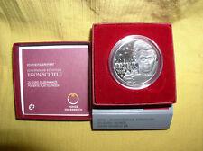 Österreich 20 Euro Silber 2012 PP  Egon Schiele