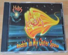Helix - Rockin' In my Outer Space - 2004 Dirty Dog Records Label CD