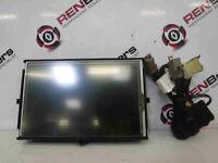 Renault Clio MK4 2013-2015 Sat Nav Multi Function Screen Display 259156379R