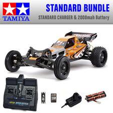 TAMIYA Racing Fighter RC Car Standard Bundle 58628