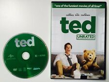 Ted (DVD, 2012, UNRATED) (eb5)
