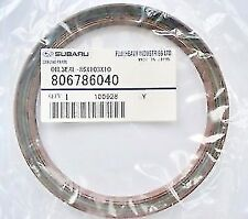 Genuine Subaru Rear Crankshaft Oil Seal 806786040