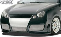 "RDX Stoßstange VW Lupo ""GTI-Five"" Front Schürze Vorne Spoiler"