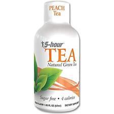 5-hour Green Energy Drinks TEA Peach Flavored 24 Count