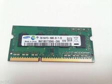 DDR3 SDRAM de ordenador Samsung DIMM 204-pin