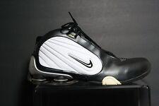 Nike Shox Limitless 02' Sneaker Athletic Basketball Multi Men 14 Hip Black White