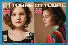 OTTOBRE design woman Frühjahr/Sommer 2/2020 mit Schnittmuster Neu+unbenutzt