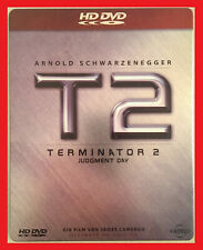 @ Terminator 2: Judgment Day - Ultimate HD-Edition STEELBOOK (1991) HDDVD HD-DVD