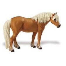 Haflinger Horse - Safari, Ltd: vinyl miniature toy animal figure