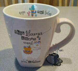 This Llama Doesnt Want Your Drama Mug Llama Mug Lama Mug Nope...not today, new!