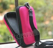 dark pink DC Bag Digital Camera Case HARD for Nikon CANON SAMSUNG SONY OLYMPUS
