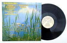 Tchaikovsky Violin Concerto ~ Leonid Kogan ~ Silvestri PCO ~ CFP 40083 Stereo
