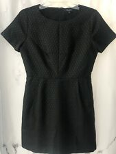 MADEWELL  Dress in Black with Pockets Popover Size 4