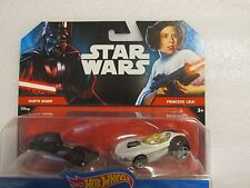 Hot Wheels Star Wars Twin Pack VW Dragster R2d2 C3p0