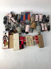 Mixed Lot 100+ Old Vintage Vacuum Ham Radio Tubes - FSTSHP See Images