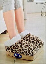 Peppiger Wärme-Pantoffeln Mikrowelle Fußwärmer Thermo Wellness Wärmepantoffeln