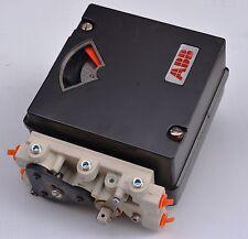 ABB AV1122000 Characterizable Pneumatic Valve Positioner 150 PSI max SN 00W38239