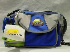 Plano Softsider Tackle System Blue & Grey Includes One 3500 StowAway Utility Box