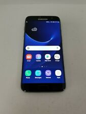 Samsung Galaxy S7 Edge 32GB Black SM-G935A (AT&T) Android Smartphone Kv4172