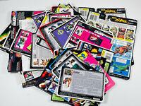 Lot (50+) Vintage GI Joe ARAH Cut Cardback File Cards action figures SEE PICS