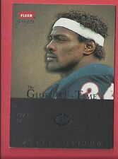 2004 Fleer Greats The Glory of their Time #3GOT Walter Payton /1977