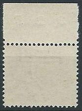1945 LUOGOTENENZA 5 LIRE FILIGRANA LETTERA MNH ** - ED533