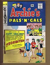 Archie's Pals 'N' Gals 29 (GVG) 1964, Betty, Veronica, solid comic (c#00106)