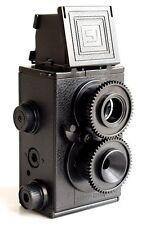 AU -  DIY Retro Recesky Twin Lens Reflex TLR Camera set as Holga Lomo Film 35mm
