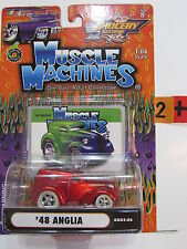 MUSCLE MACHINES  GROCERY GETTERS  '48 ANGLIA  SCALE 1:64