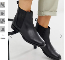 ASOS Leather Boots for Women for sale