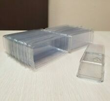 """Star Wars 3.75"""" Action Figure Blister Cases Lot 30 Protective Clamshell Plastic"""