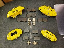 18 Jeep Grand Cherokee Brembo Front Rear Calipers Set RH & LH w Pads & Pin Kit