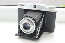 AGFA ISOLETTE FOLDING CAMERA WITH APOTAR 4.5/85mm lens EXC!