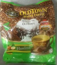OLDTOWN White Coffee 3 in 1 Hazelnut 15 Sachets + Free Shipping exp 9/20
