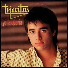 "TIJERITAS - SPAIN SG 7"" EPIC 1983 - YO LA QUERIA - PROMO SINGLE 45 - 1 SOLA CARA"
