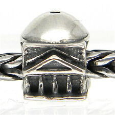 PANTHEON ROMA AUTHENTIC 925 STERLING SILVER EUROPEAN CHARM BEADS S 068