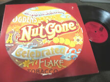 Small Faces Ogden's Nut Gone Flake LP (ABKCO) 1973 die cut immediate mod 1A/1A!!
