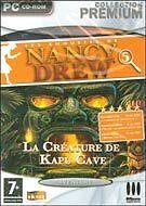 ELDORADODUJEU >>> NANCY DREW LA CREATURE DE KAPU CAVE Pour PC NEUF Français