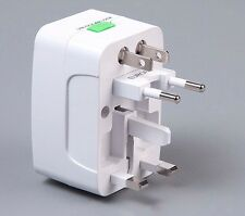 Universal All in One World Travel Adapter Surge Protector Charger Plug (N-1001)