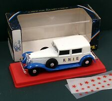 Verem 551 1:43 Renault Reinastella Parade Car Circus Knie MIB 70s France