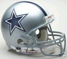 Dallas Cowboys Riddell Authentic Pro Line NFL Helmet