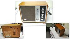 Philco Sobremesa Radio Modelo 60 Cps Laboral Vinatge Find Envíos Internacional