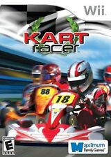 Kart Racer Nintendo Wii NEW SEALED
