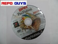 RAPALA Pro Fishing PLAYSTATION 2 PS2 GAME DISC ONLY