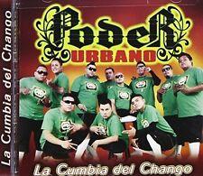 Cumbia Del Chango - Poder Urbano (CD Used Very Good)