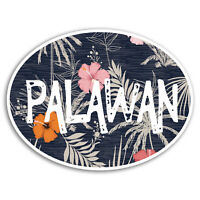 2 x 10cm Palawan Philippines Vinyl Stickers - Fun Sticker Laptop Luggage #18601