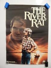 """""""THE RIVER RAT"""" Tommy Lee Jones Vintage Movie Poster 1984 Indie Film/Drama"""